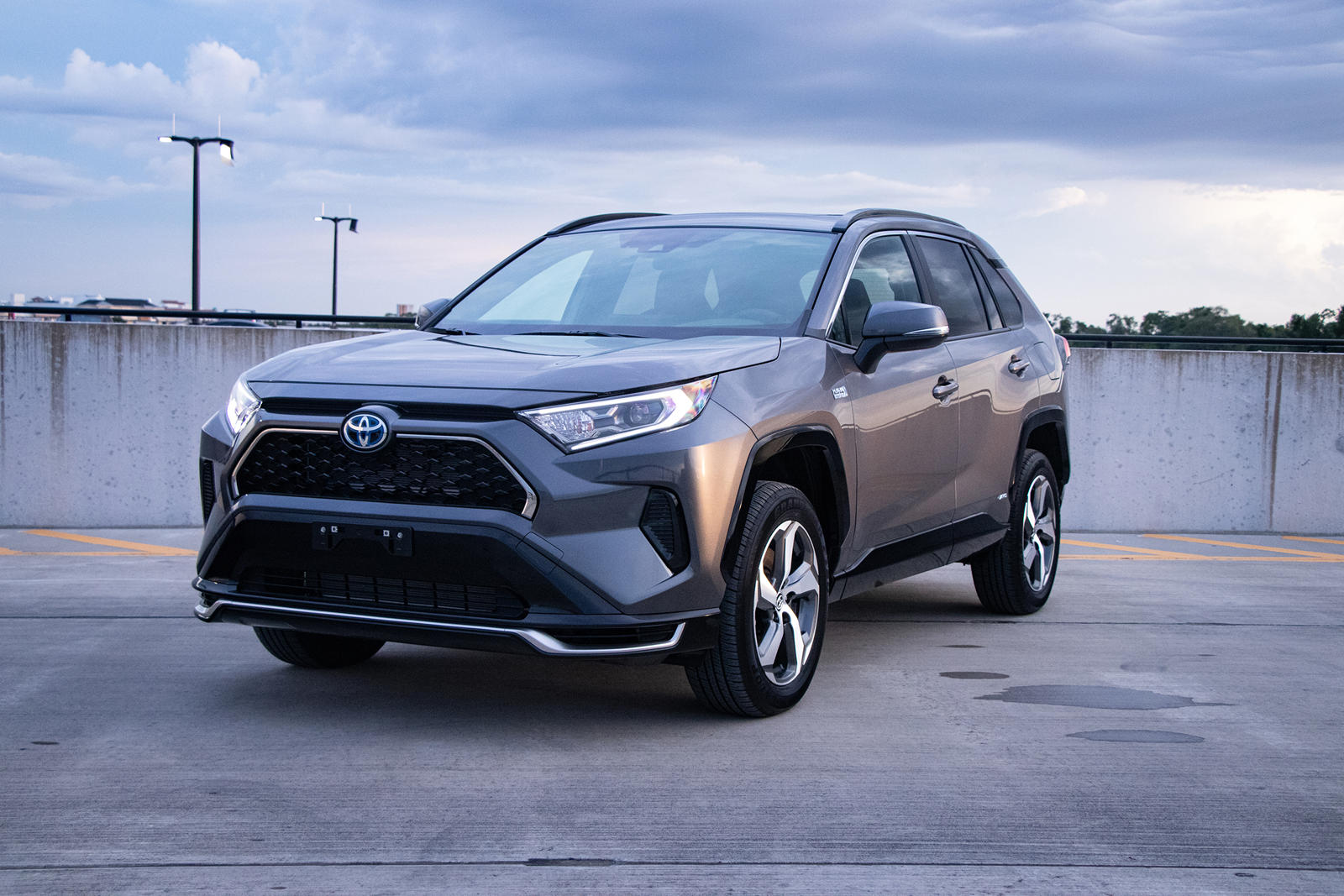 2021 Toyota Rav4 Prime Review Trims Specs Price New Interior Features Exterior Design And Specifications Carbuzz