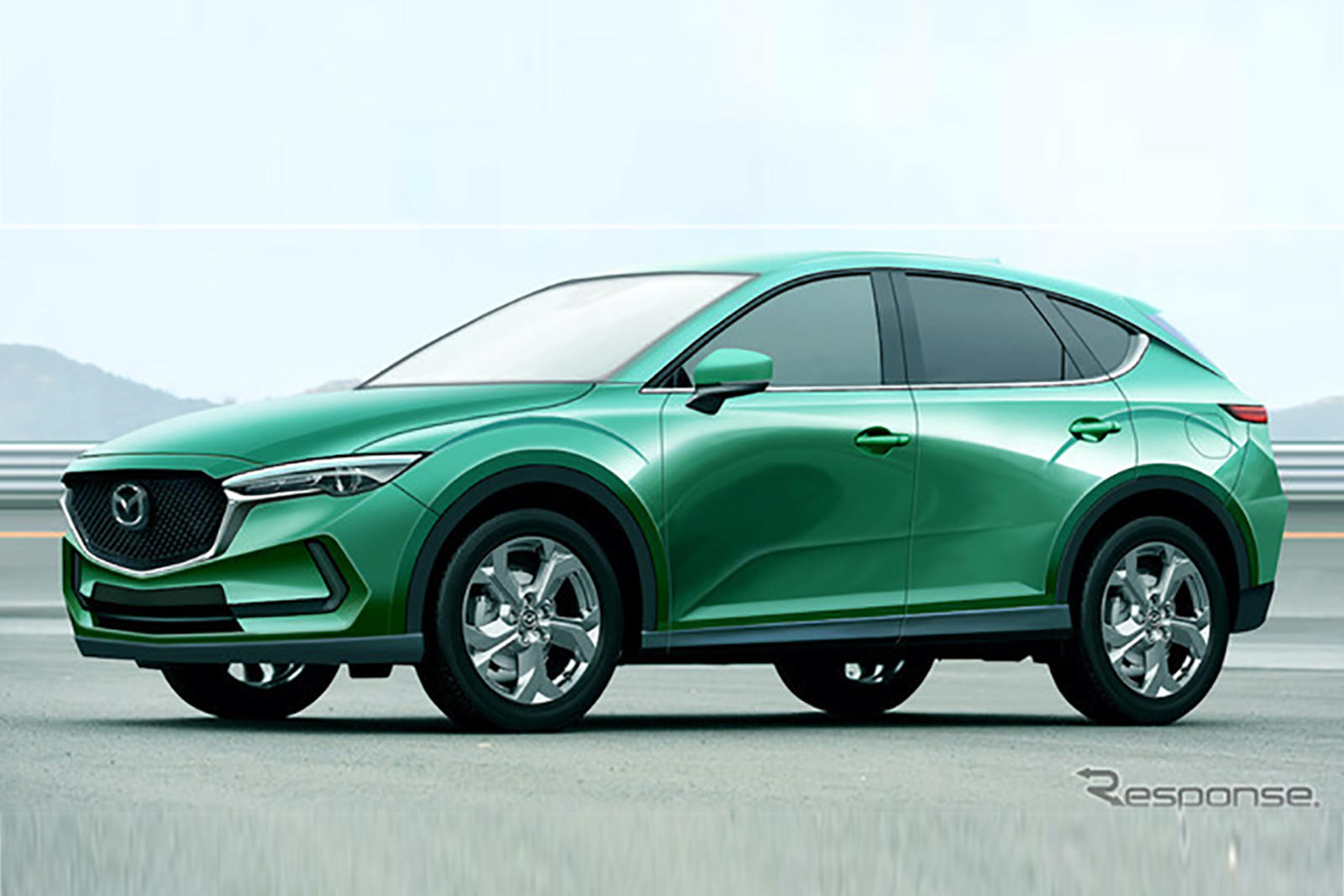 Mazda Plotting Another Super Sexy Crossover  CarBuzz