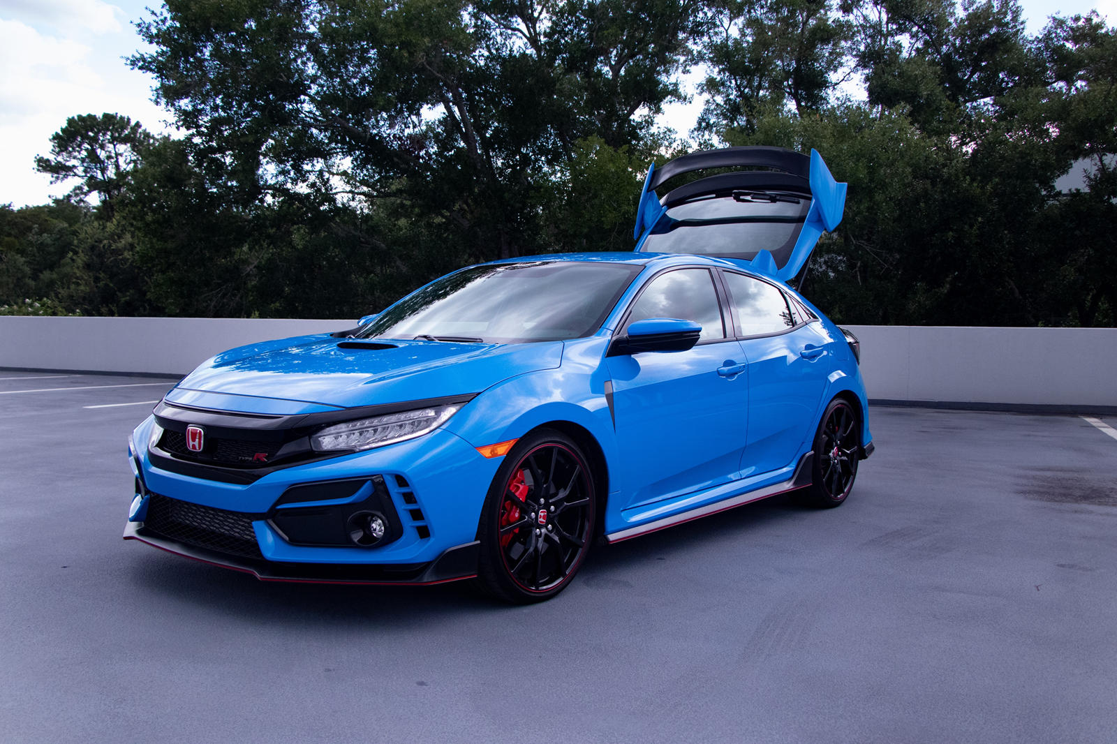 2020 Honda Civic Type R Review Trims Specs Price New Interior Features Exterior Design And Specifications Carbuzz