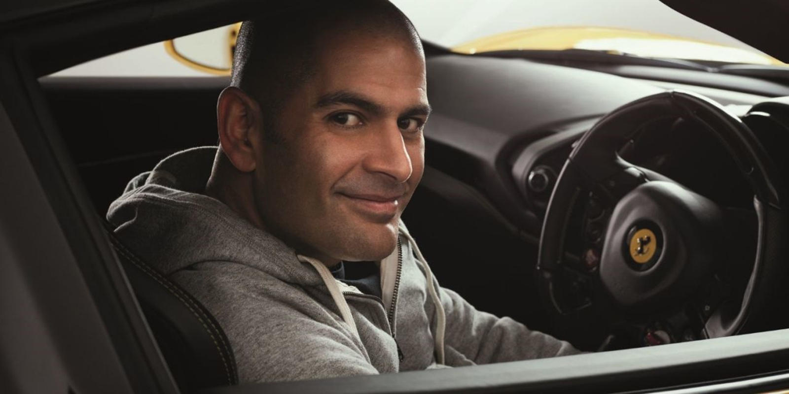 Interview: How Chris Harris Made Top Gear His Own