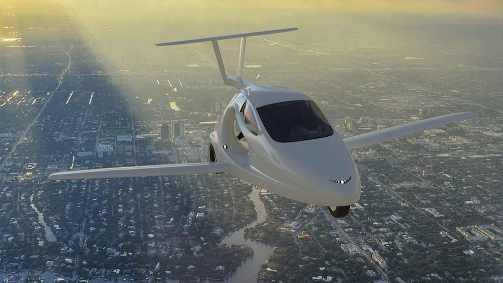 Flying Cars Are Now Legal In This US State