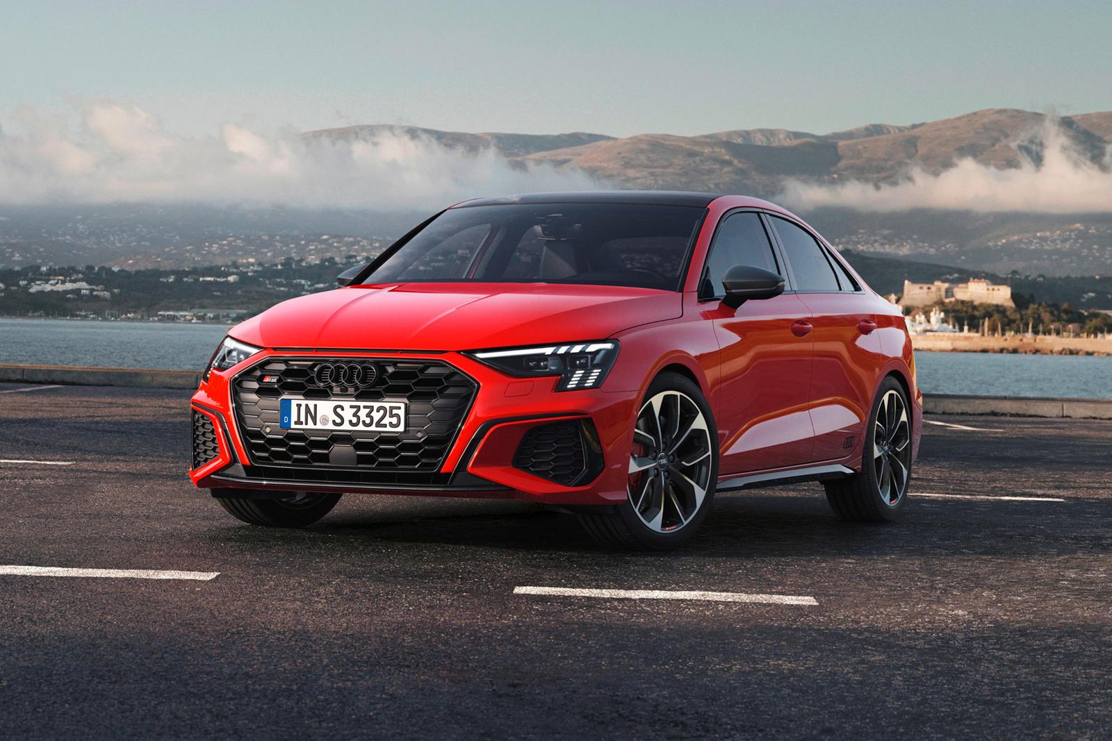 2021 Audi S3 Sedan Trims & Specs | CarBuzz