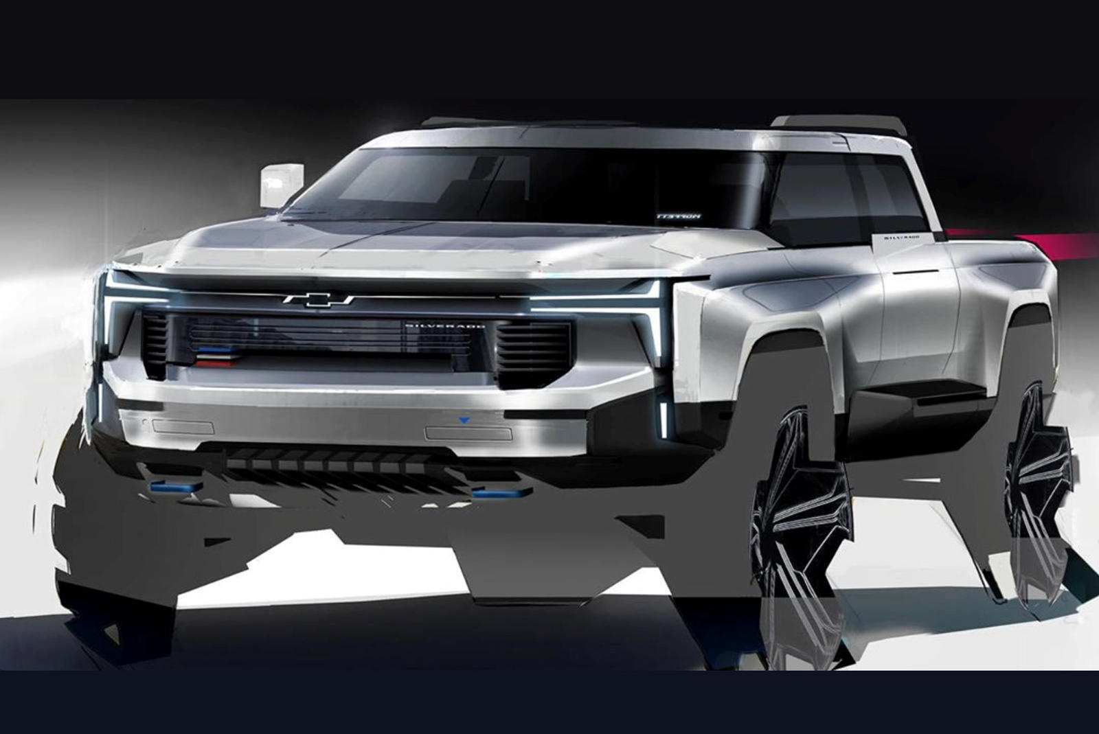 This Is The Chevrolet Silverado That Gm Dares Not Build Carbuzz