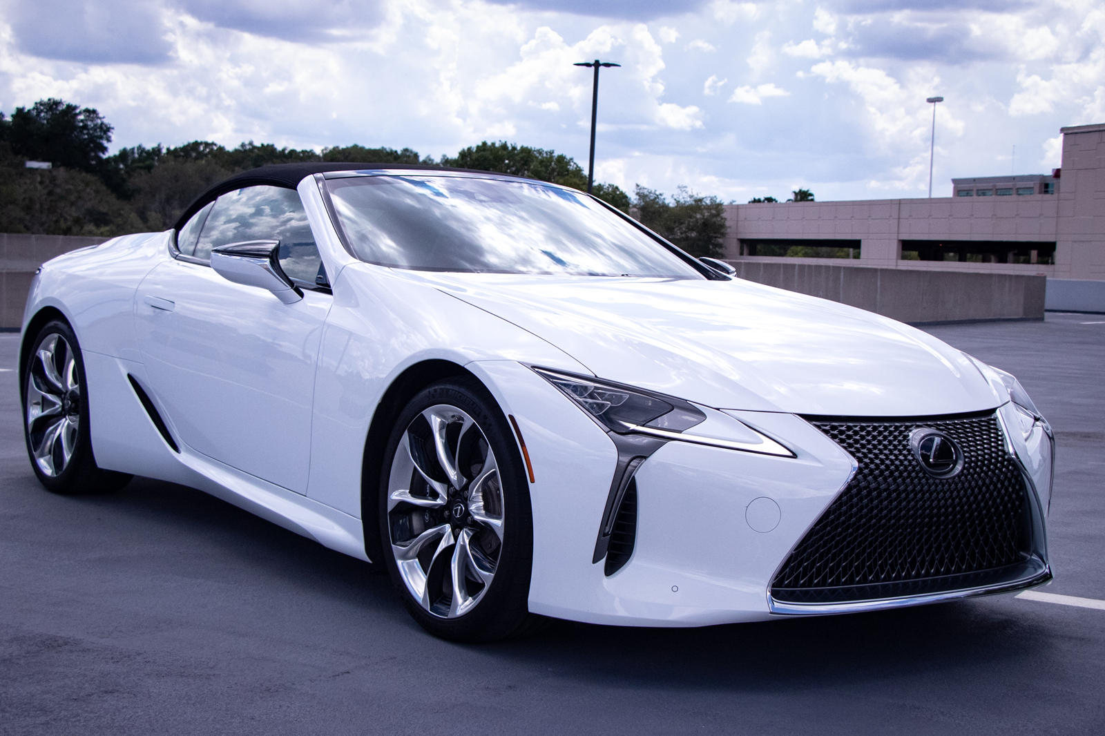 2021 Lexus Lc Convertible Review Trims Specs Price New Interior Features Exterior Design And Specifications Carbuzz