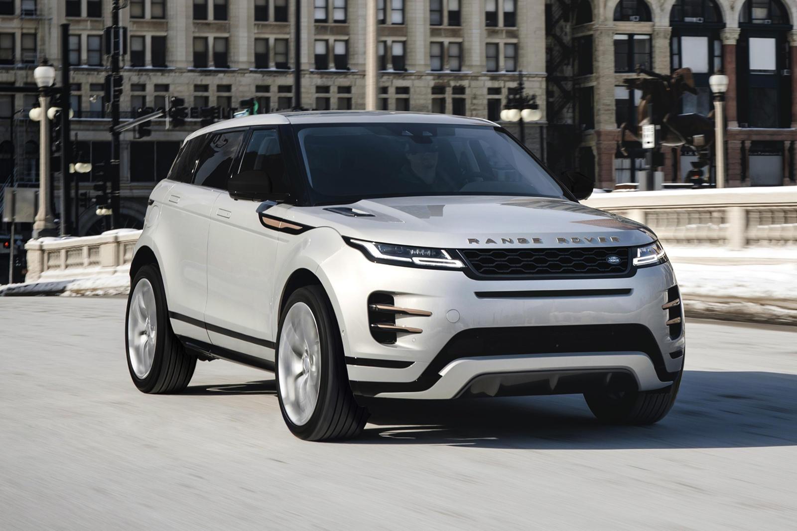 Meet The Flagship 2021 Range Rover Evoque Autobiography ...