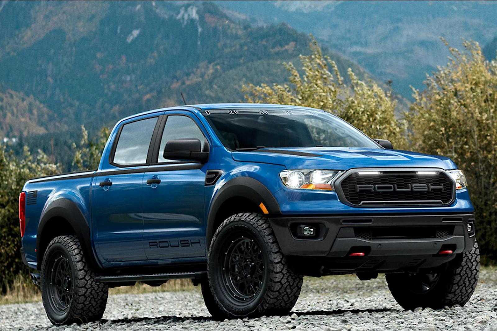 Roush Unleashes Rugged New Ford Ranger thumbnail