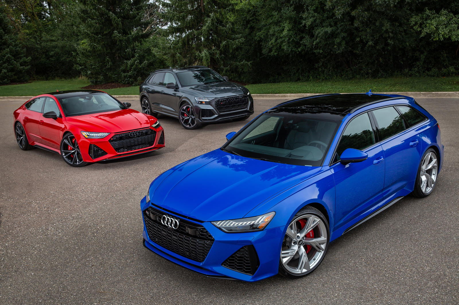 Audi's Hot New RS Models Arrive In America | CarBuzz