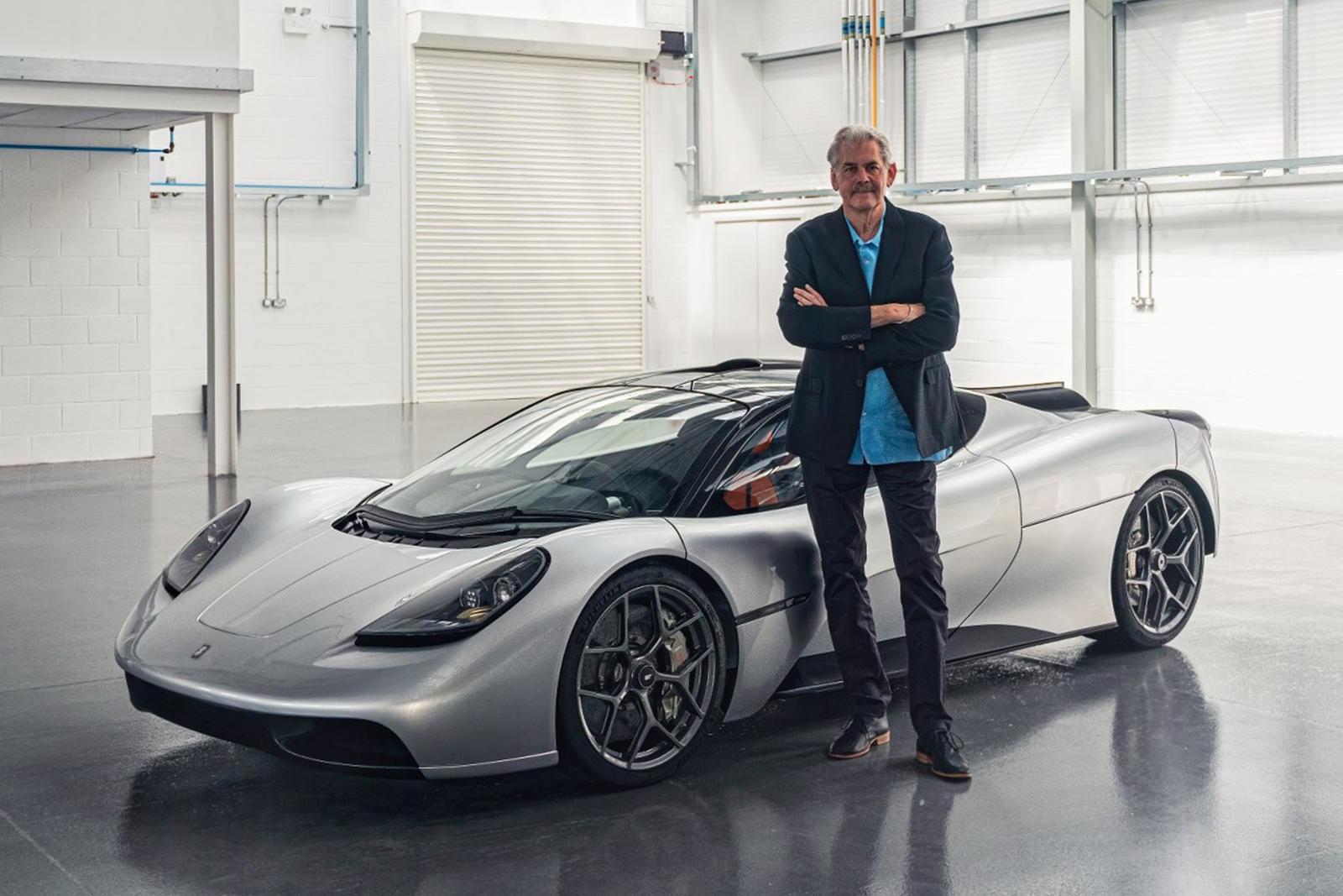 Gordon Murray's T.50 Holds The Secret To Future Vehicles