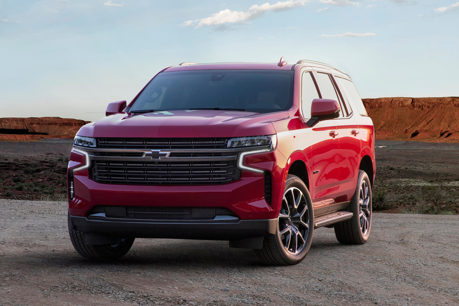 Chevy Tahoe Fans Could Have An Awesome Surprise Coming