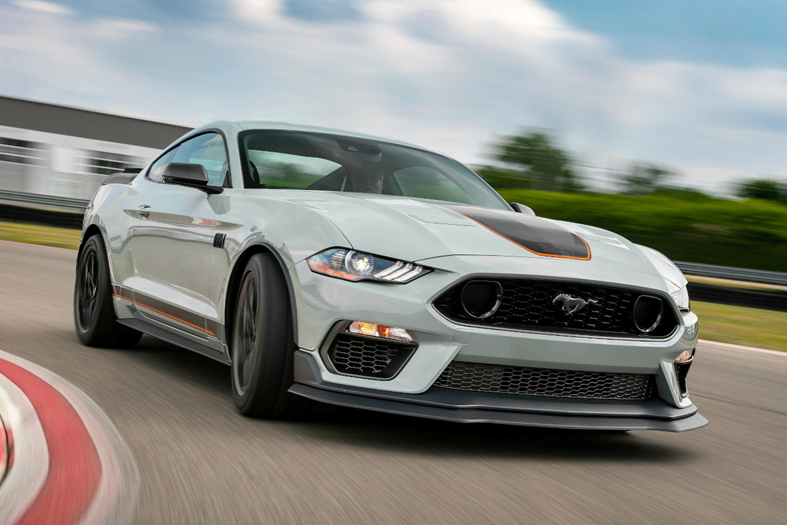 Ford Mustang Mach 1 Handling Package Is Worth Every Penny