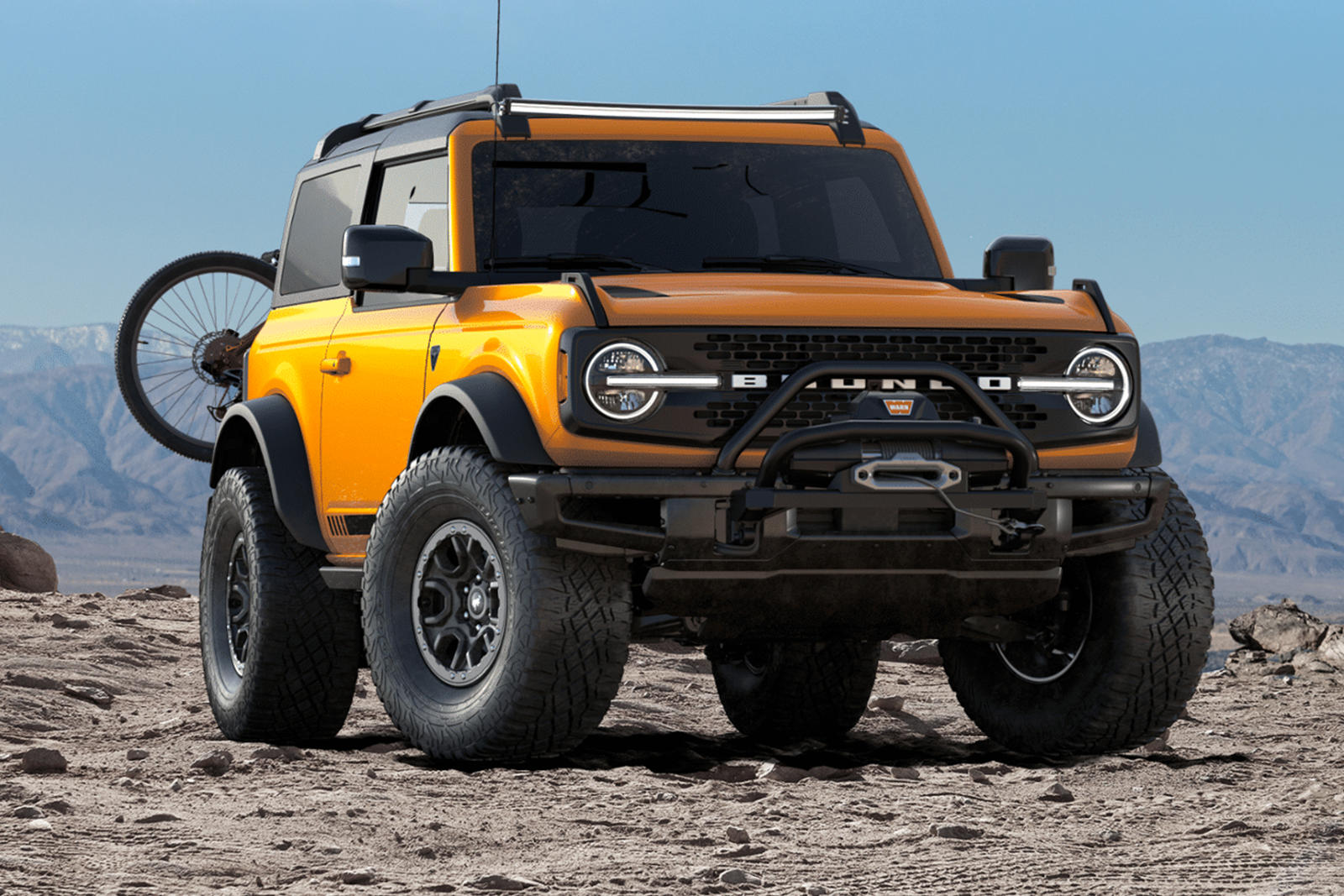 Ford Bronco Configurator Goes Live: Fully-Loaded Model Costs Over $70,000