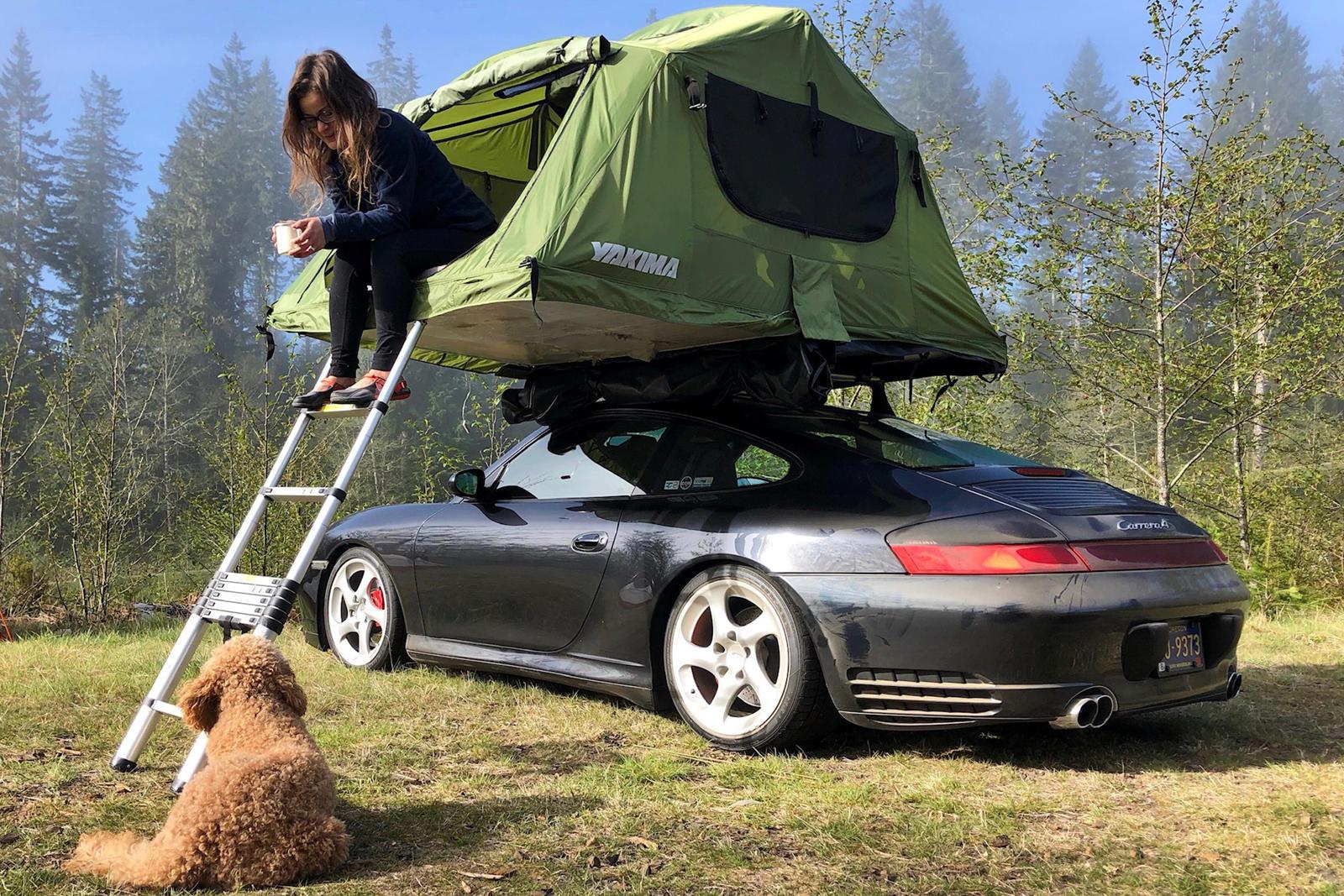 Porsche Approves Of This Crazy 911 Camper