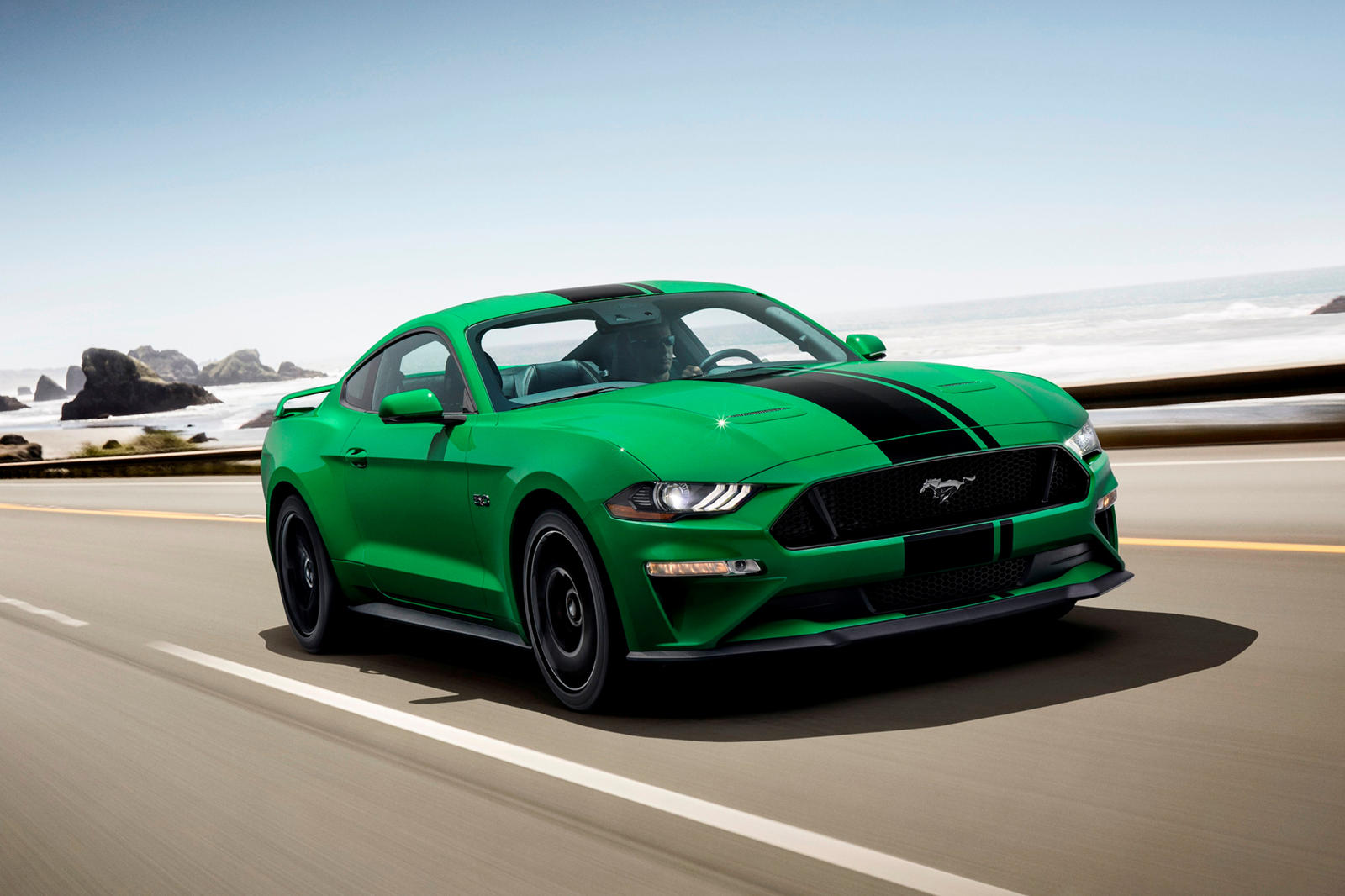 2021 Ford Mustang Bullitt