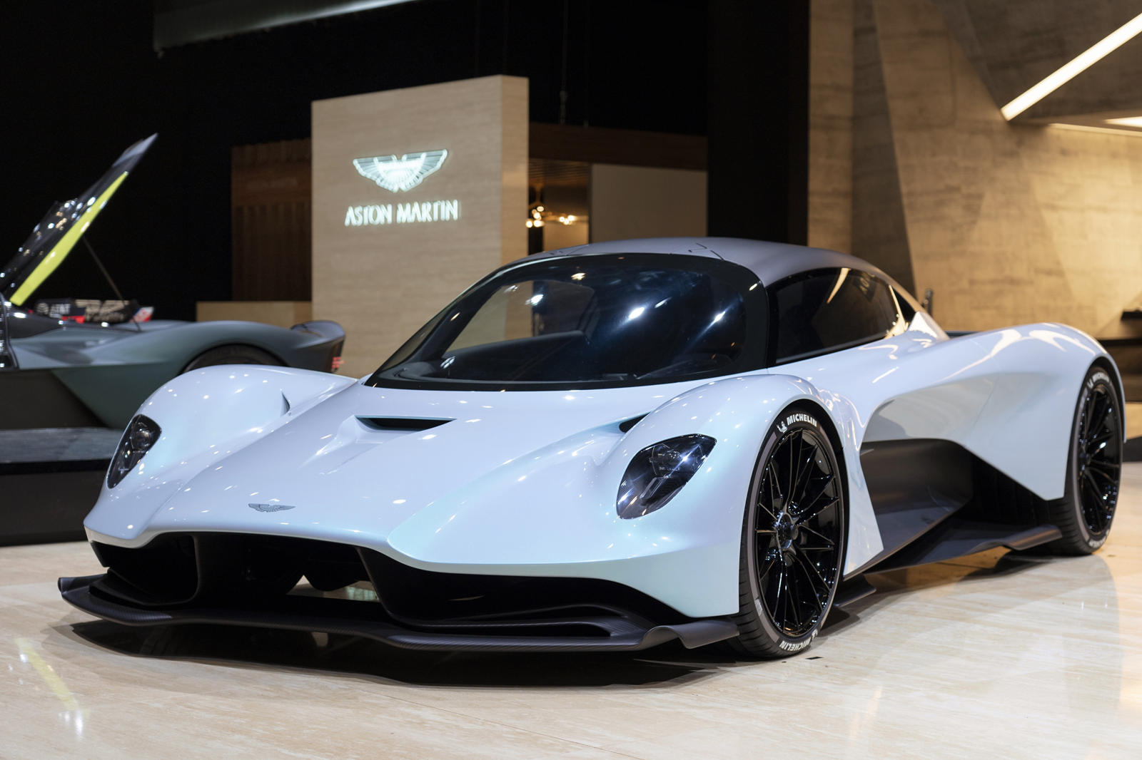 Aston Martin Valhalla Review Trims Specs Price New Interior Features Exterior Design And Specifications Carbuzz