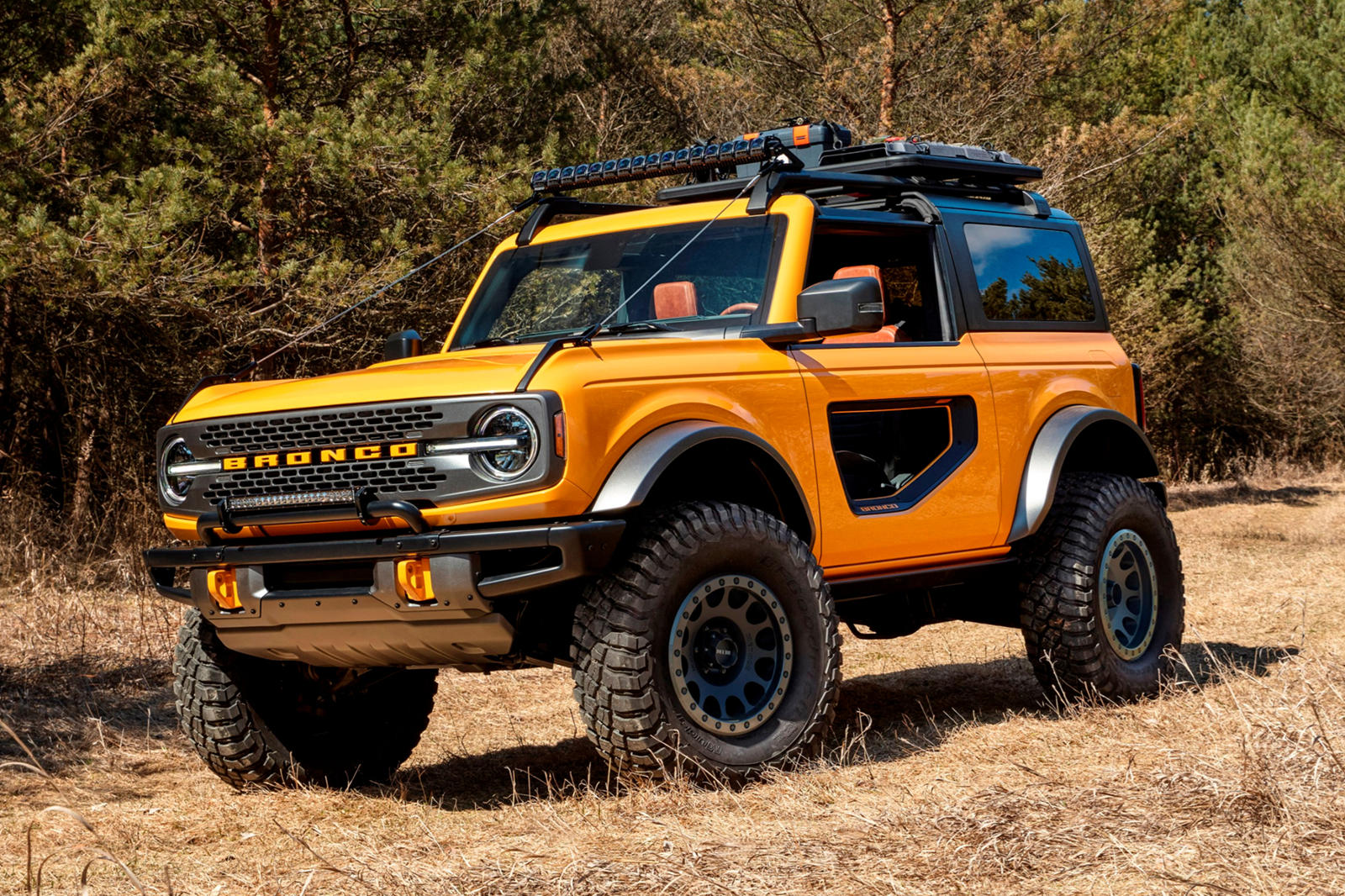 Ford Will FINALLY Put All The Bronco Accessories In The Configurator