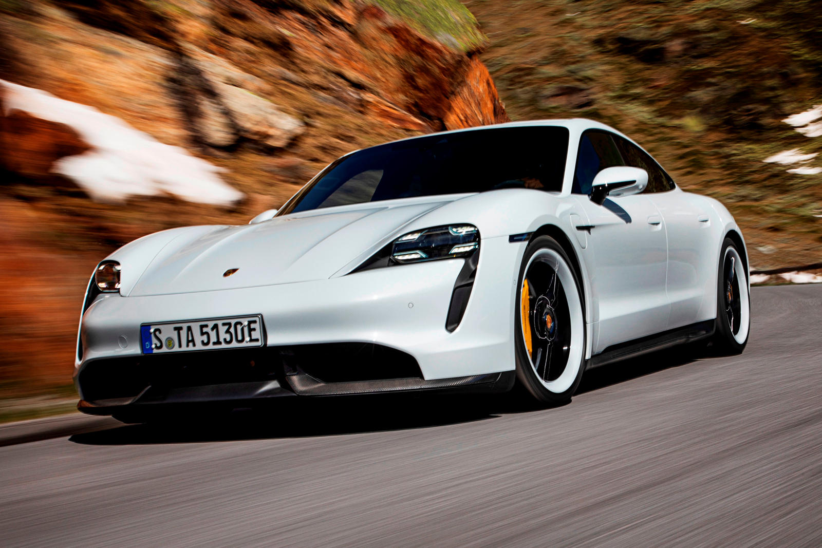 Porsche Taycan Sales Defy Expectations