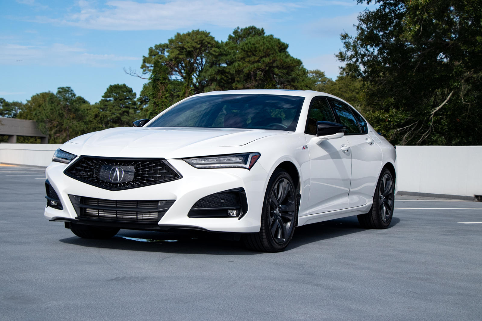 2021 Acura Tlx Review Trims Specs Price New Interior Features Exterior Design And Specifications Carbuzz