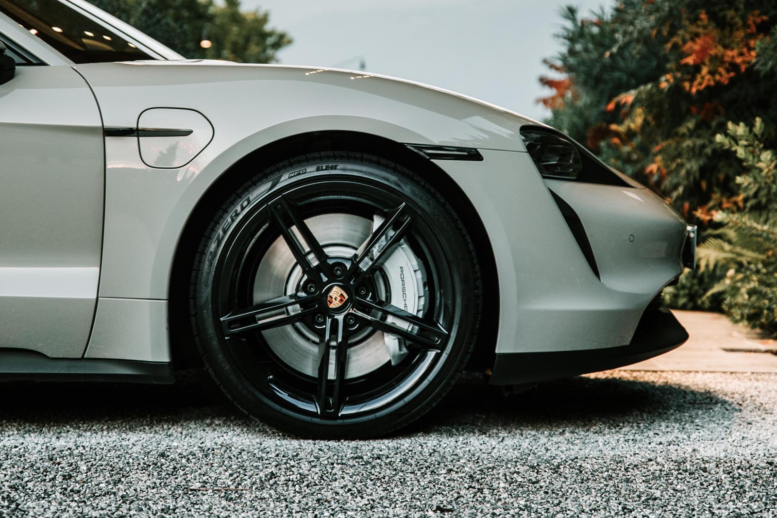 Pirelli Develops Special Tires For Porsche Taycan