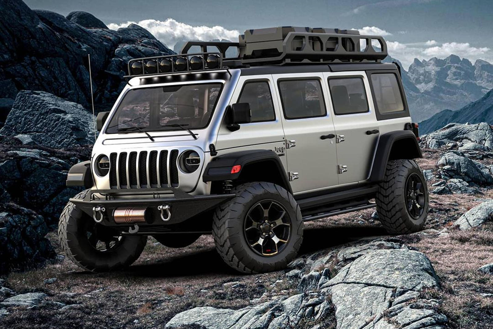 Jeep Cherokee, Renegade and Compass S models set to