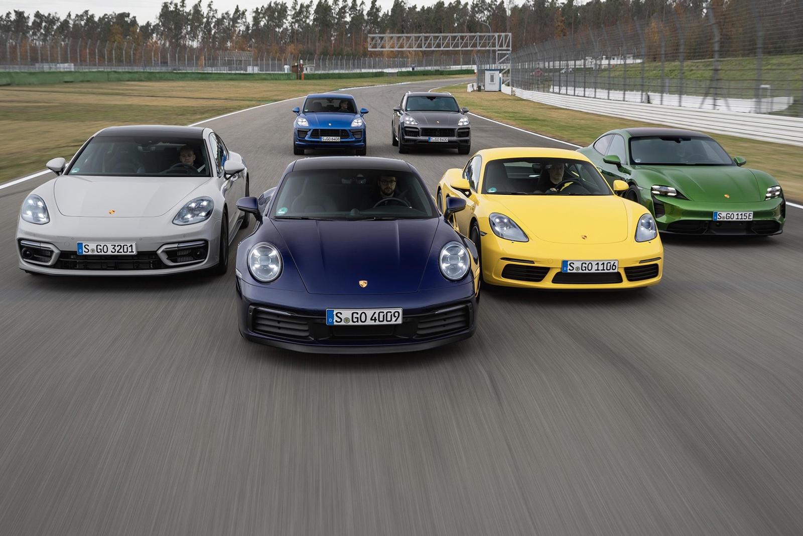 photo of Porsche's 2020 Global Sales Were Outstanding image
