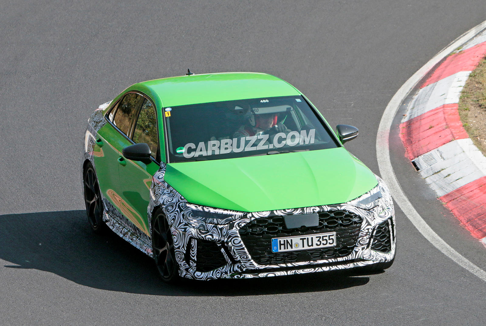Audi RS3 Tipped To Get Significant Power Bump