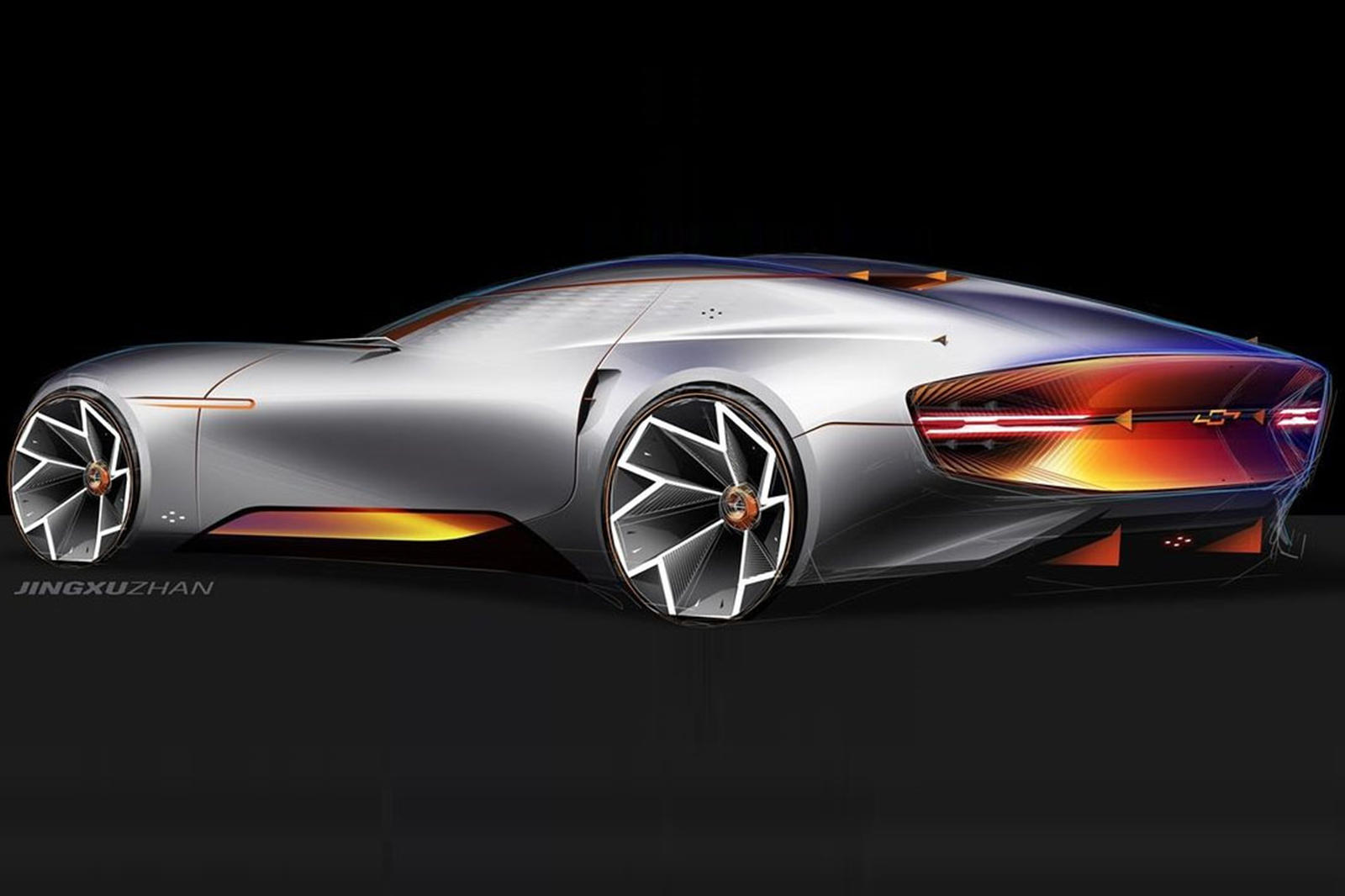 GM Design Reveals Sports Cars Of The Future