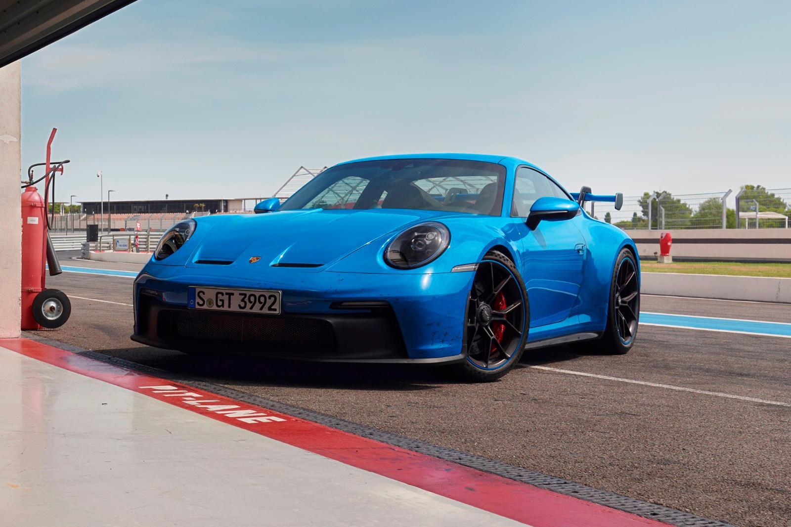 2022 Porsche 911 GT3 First Look Review: Precision Maximized