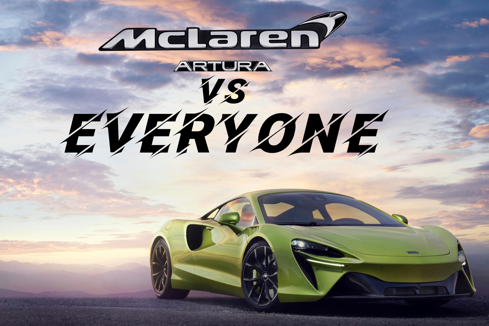 Supercar Showdown: McLaren Artura Vs. Acura NSX Vs. Porsche 911 Turbo