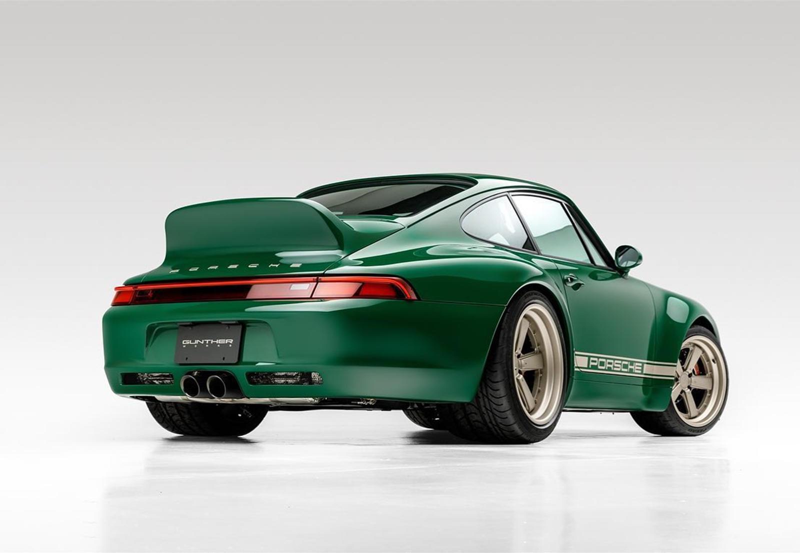Gunther Werks Reveals Its Gorgeous Irish Green 993