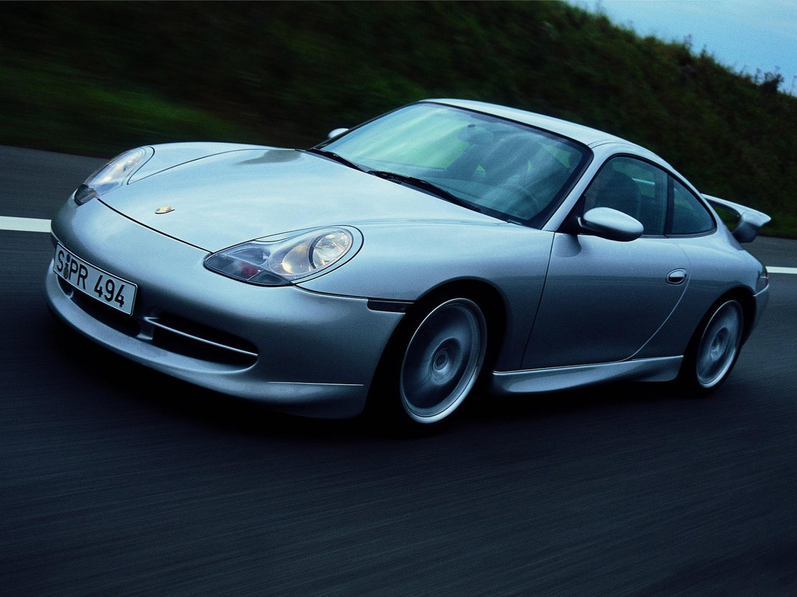 Watch Police Chase Down A Stolen Porsche 911 GT3