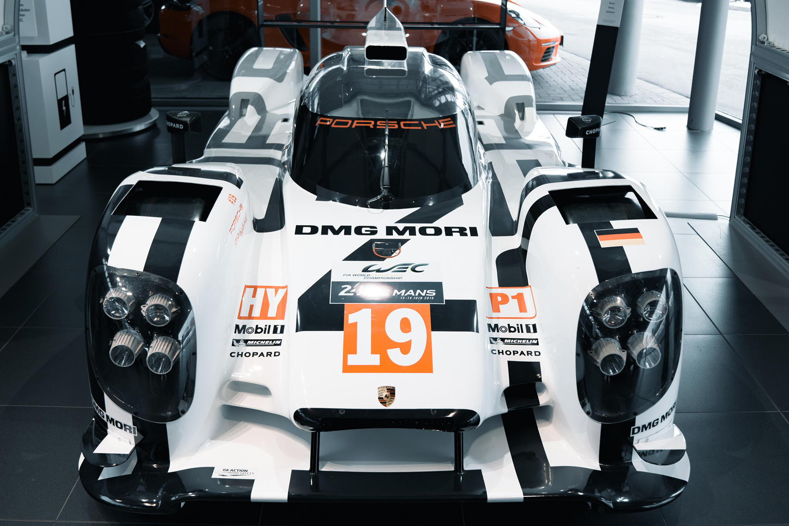 photo of This Porsche 919 Le Mans Racer Would Look Great In Your Living Room image