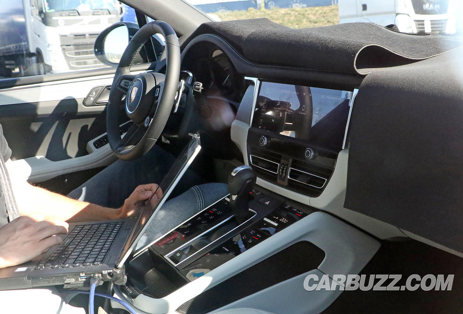 photo of New Porsche Macan Spied With Subtle Changes image