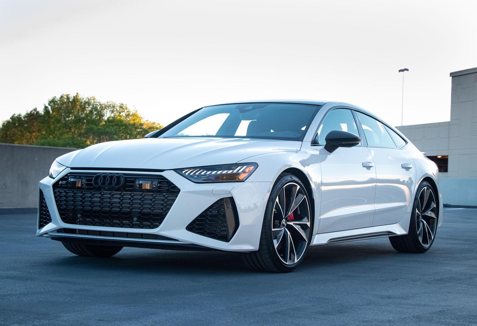 2021 Audi Rs7 Trims Specs Carbuzz