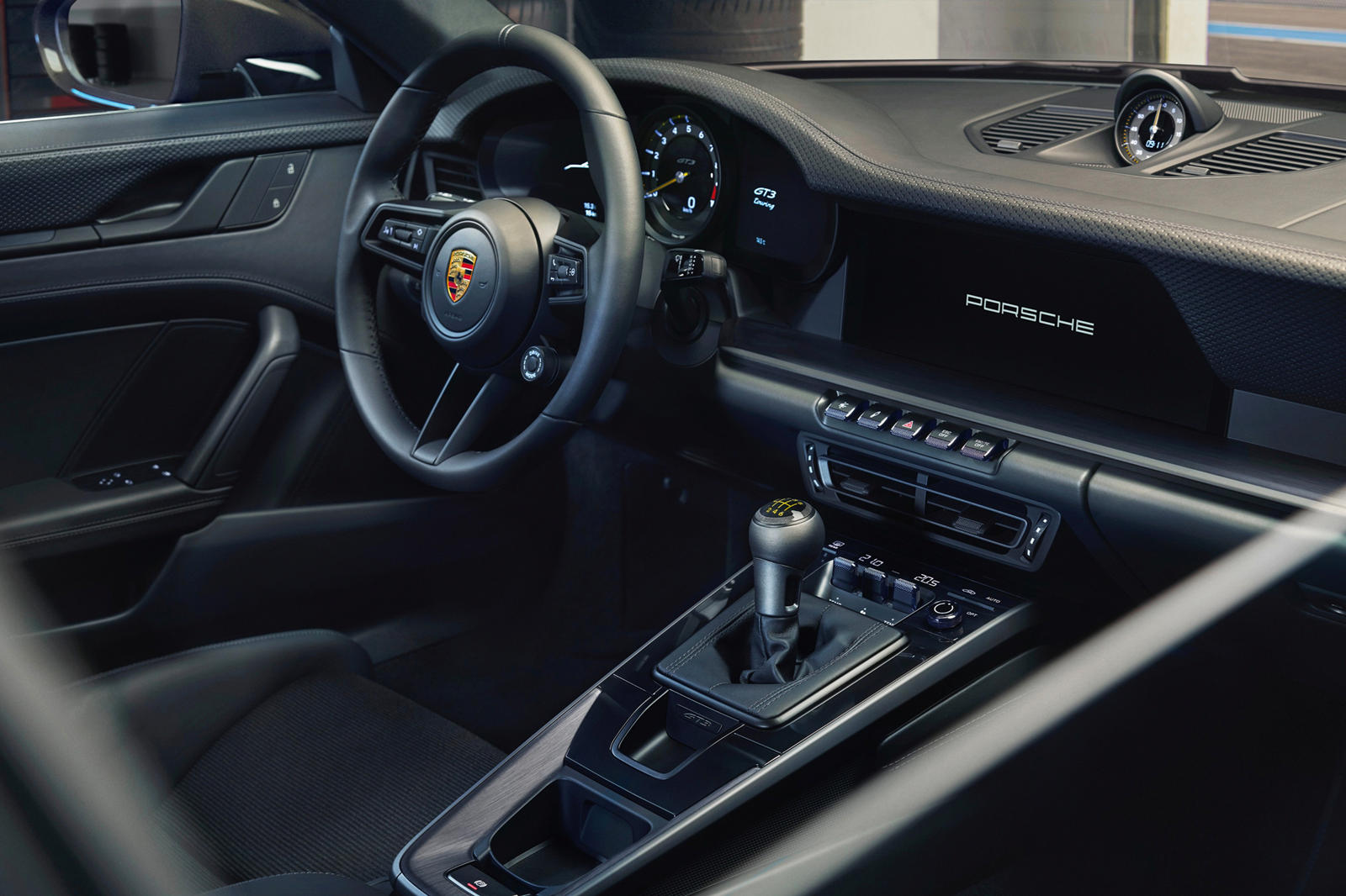 Porsche Wins! Manual 911 GT3 Will Be Sold In California