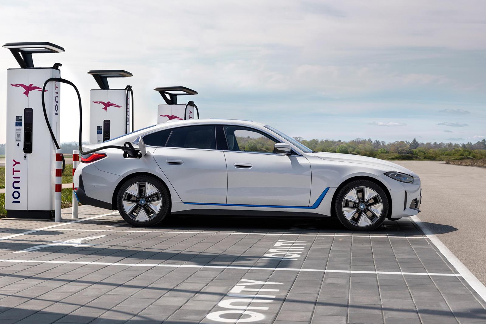 Biden Wants Automakers To Meet 40% EV Goal By 2030