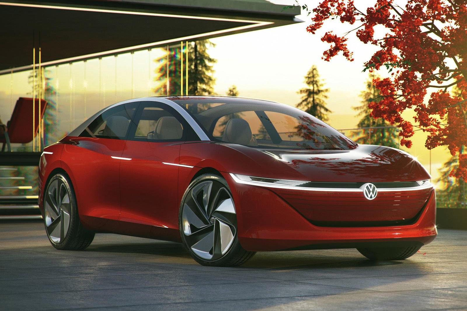 VW's Self-Driving Car Goals Face Huge Challenges