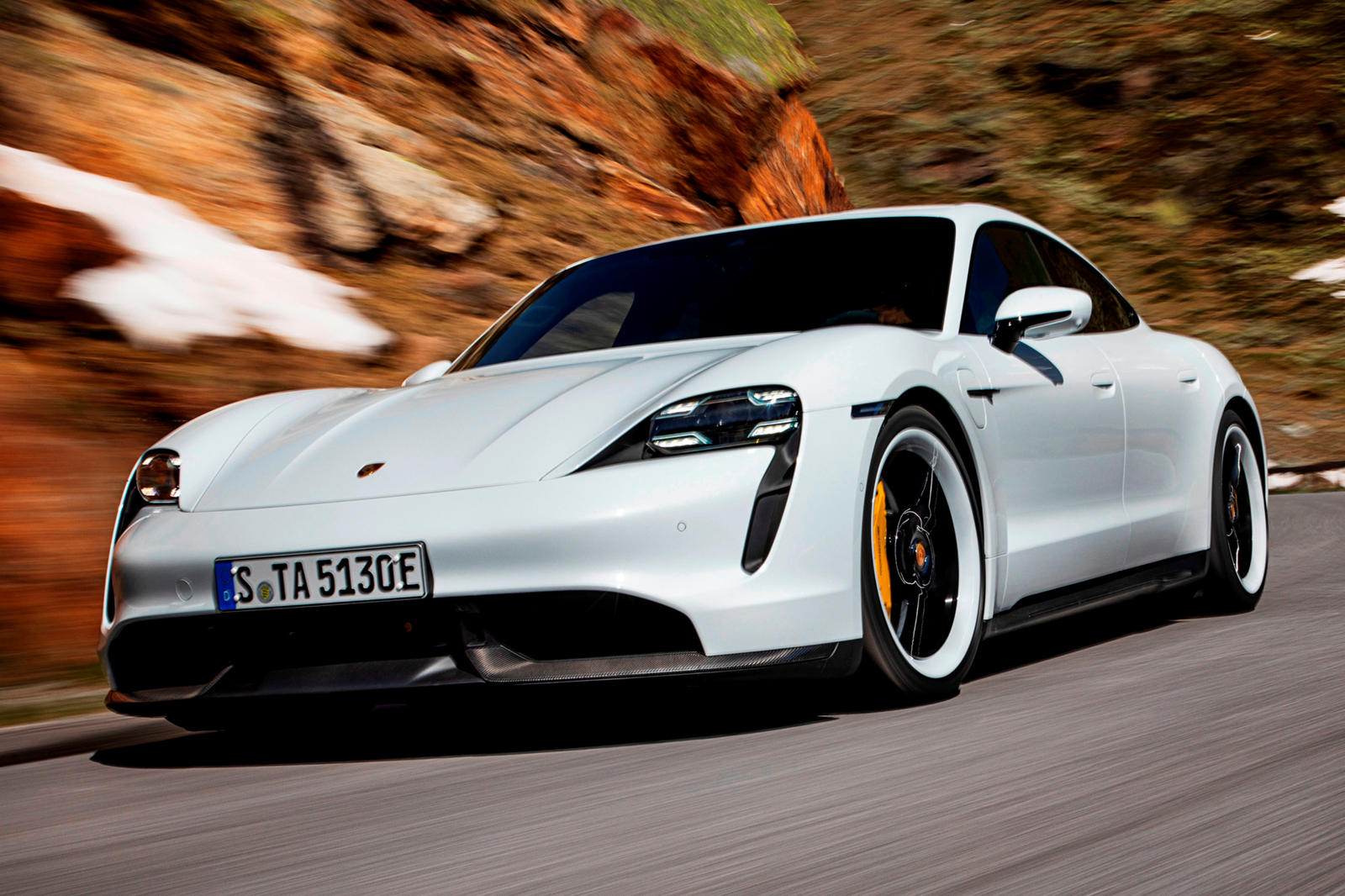 photo of Porsche Taycan Demand Higher Than Anyone Expected image