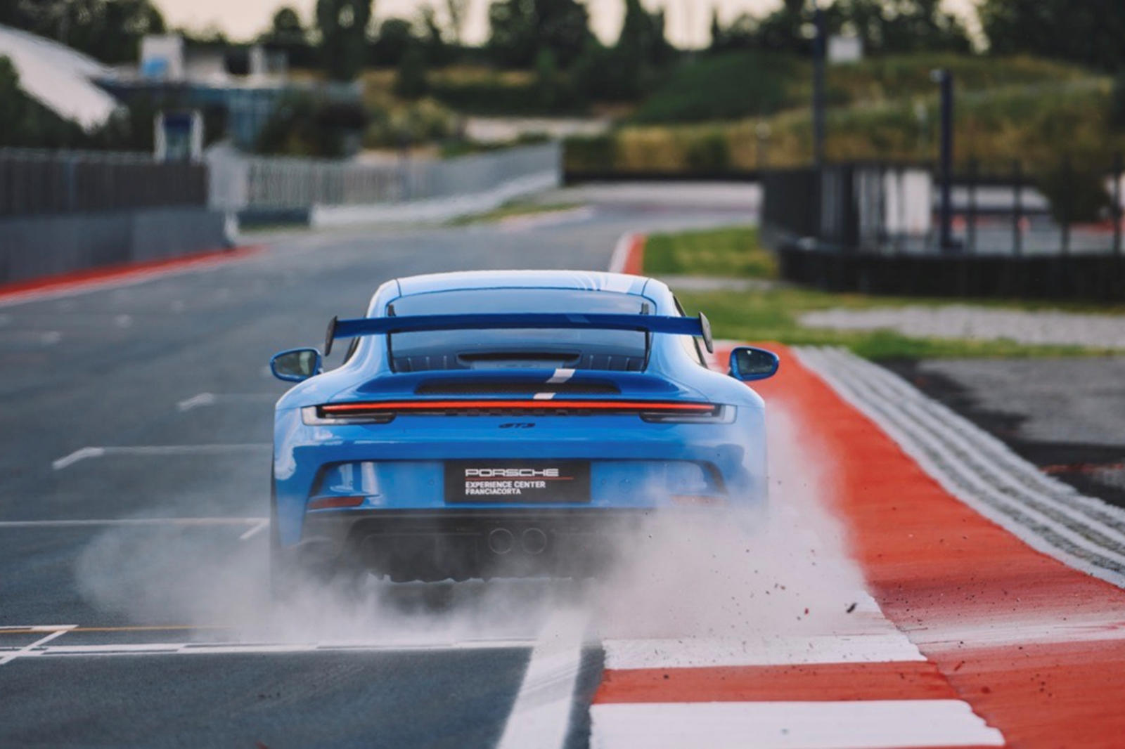 photo of Porsche Invades Italy With New Experience Center image