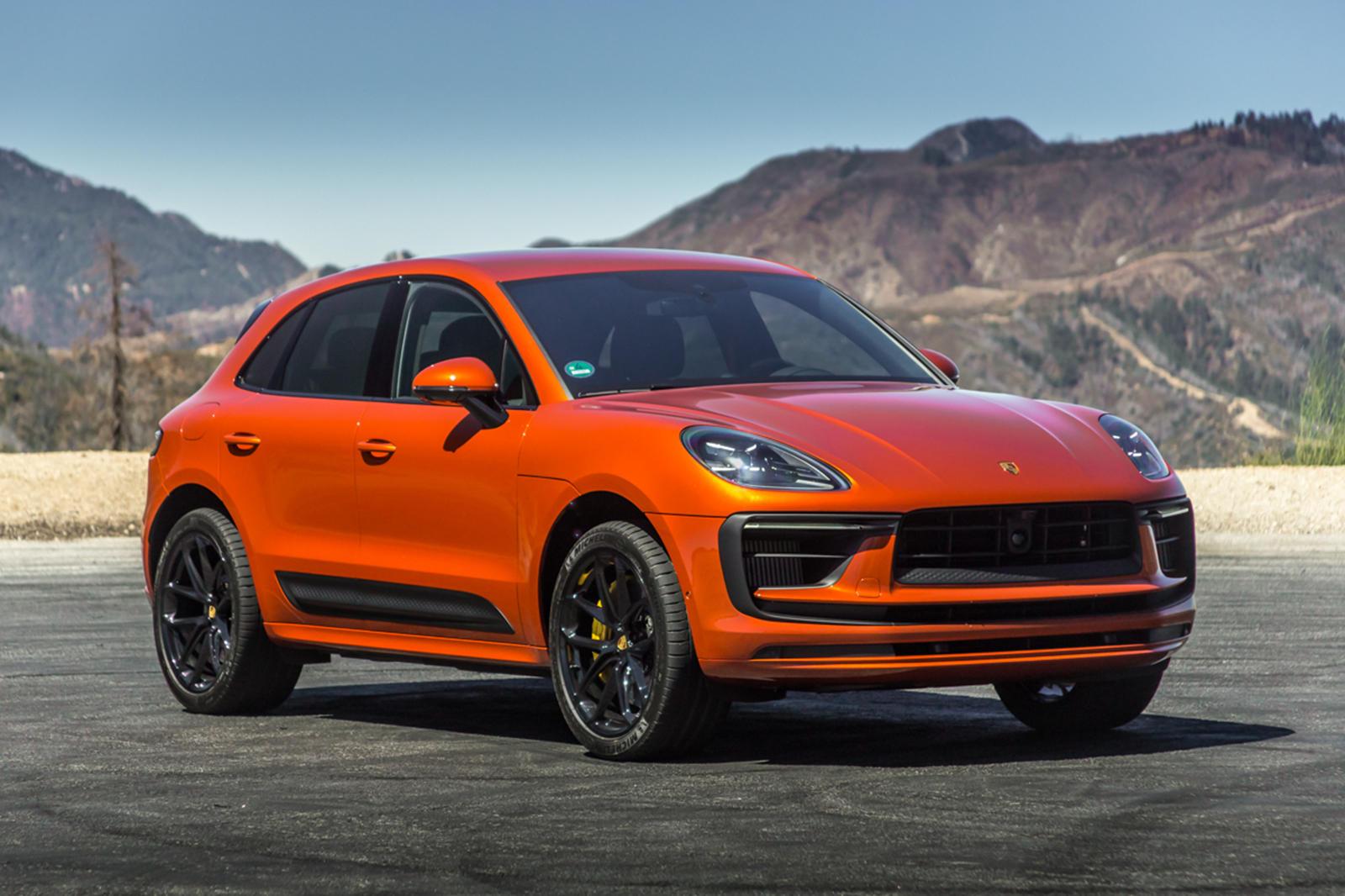 The Gasoline Porsche Macan Won't Live Past 2024