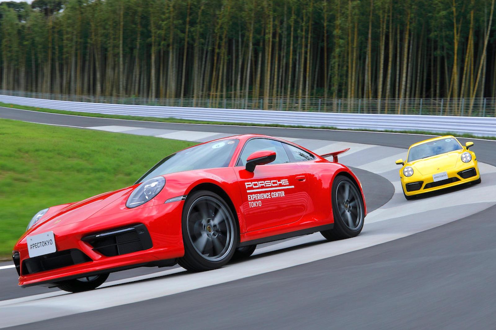 photo of Porsche Recreates Nurburgring & Laguna Seca's Most Famous Corners In Japan image