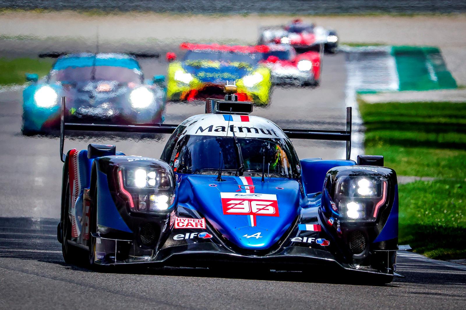 Alpine To Battle Porsche, Lamborghini And BMW At Le Mans