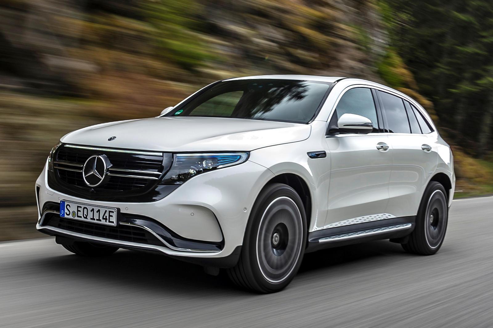 Mercedes Dealers' EQC Demand Finally Happening