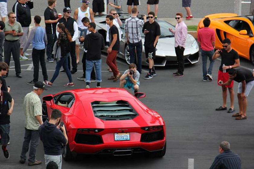 Lamborghini Newport Beach June Supercar Show Carbuzz