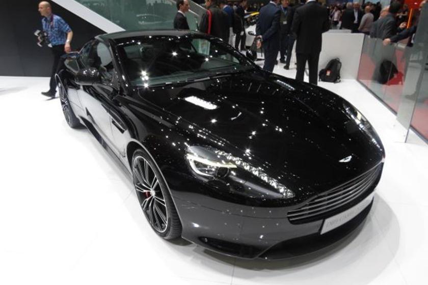 Aston Files Trademarks For Db10 Through Db14 Carbuzz
