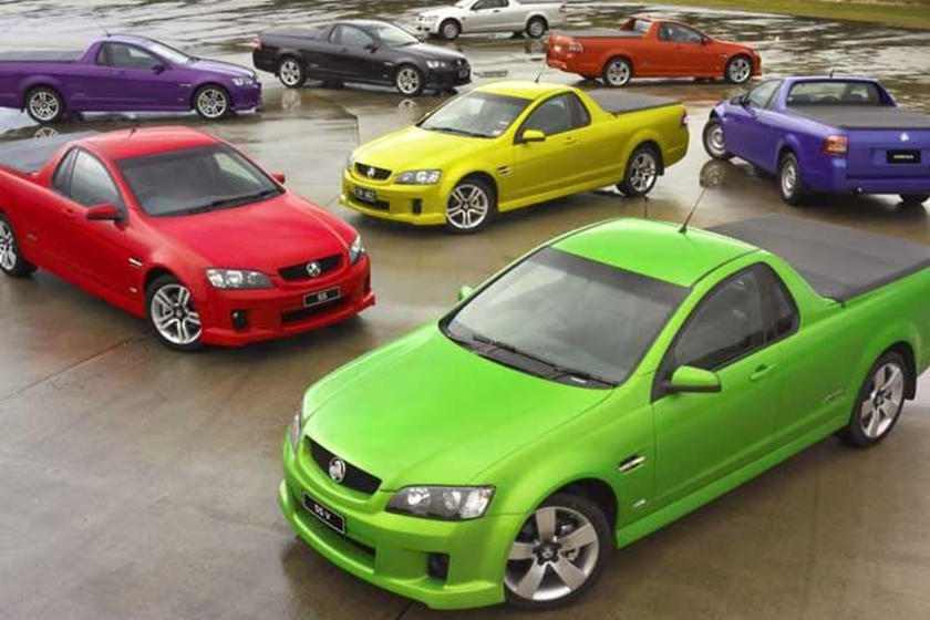 Still Lust After The El Camino Ever Wanted An Australian Holden Ute