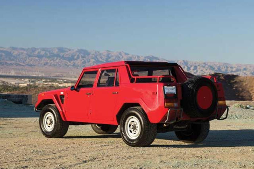 Now Is Your Chance To Buy This Lamborghini Lm002 Before The New