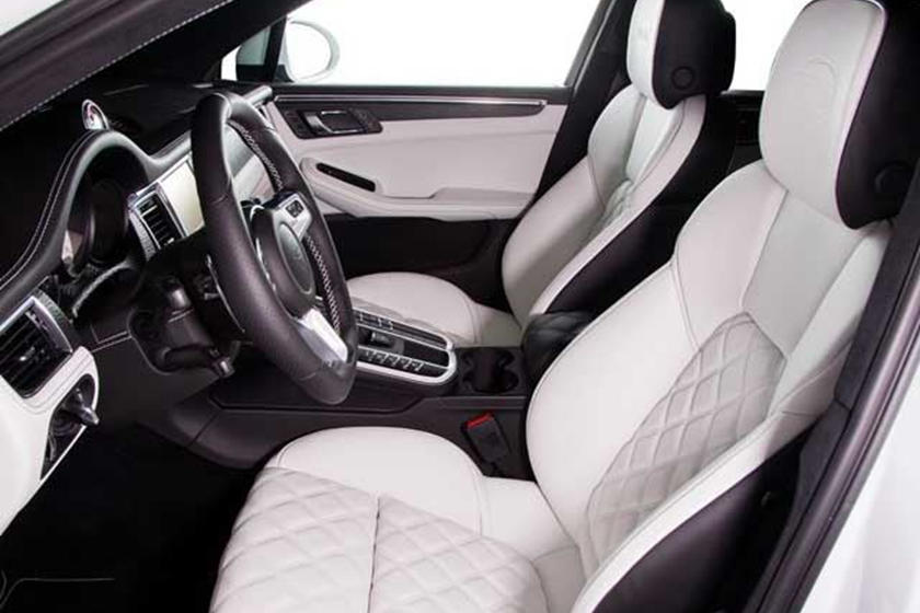 Techart Will Soon Be Offering Bespoke Interior Options For The Porsche Macan Carbuzz