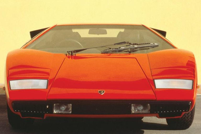 This Is Where You Take Your Old School Lamborghini For Fixing Carbuzz