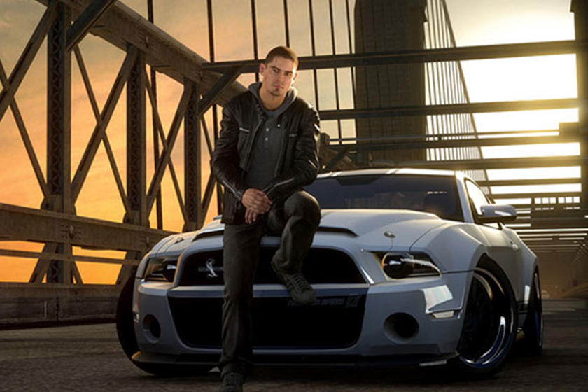 Shelby Builds Gt500 Super Snake Need For Speed Edition Carbuzz