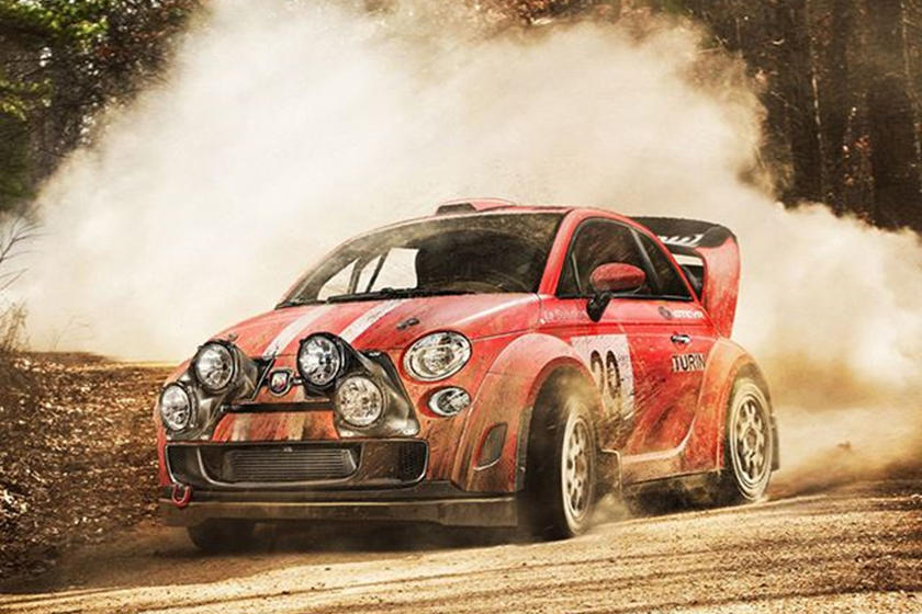 Would Modern Versions Of Legendary Rally Cars Look Like This Carbuzz